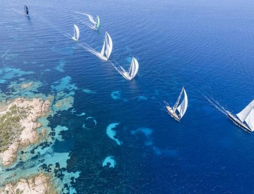 """Vento di Sardegna alla """"50th Anniversary Regatta"""" dello Yacht Club Costa Smeralda"""