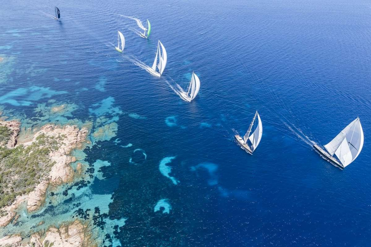 "Vento di Sardegna to race in YCCS ""50th Anniversary Regatta"""