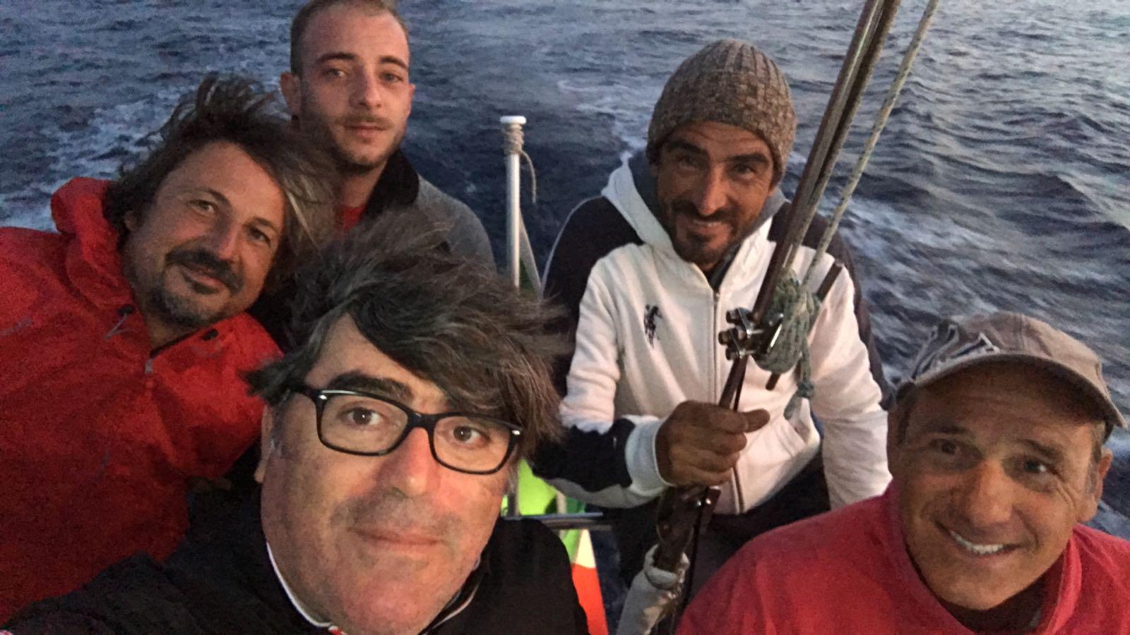 Conclusa con successo la Round Sardinia Race 2017!